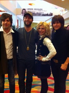 The Band Perry and Me