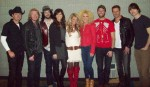 Troy Olsen, Little Big Town, Walker Hayes, KJO, Adam Fisher and Tyson Bowman